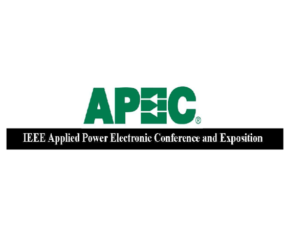 Decorative banner image for: 2017 IEEE Applied Power Electronics Conference and Exposition (APEC)