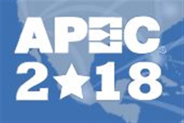 Decorative banner image for: APEC 2018