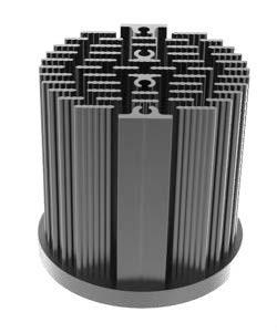 Decorative banner image for: JXLED-45 Series Slot Fins Heat Sink